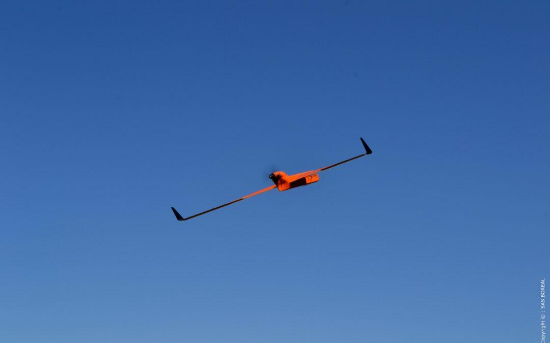 Les drones BOREAL de l'ONERA décollent en Grèce dans le cadre du projet européen FOLDOUT